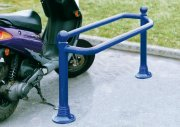 Decorative Motorcycle & Bicycle Stand