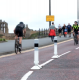Passive Cycle Lane Delineation